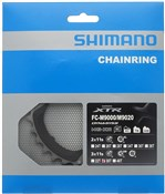 Product image for Shimano XTR M9020 chainring