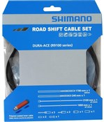 Product image for Shimano Dura-Ace RS900 Road gear cable set