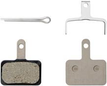 Shimano B03S disc brake pads and spring