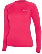 Product image for Madison Isoler Merino Womens Long Sleeve Baselayer