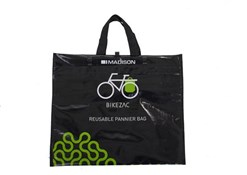 Madison Bikezac - The Rack Mounted Bag For Life