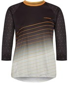 Product image for Madison Flux Enduro Womens 3/4 Sleeve Jersey