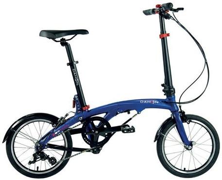 Dahon EEZZ D3 16w - Nearly New 2018 - Folding Bike