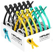 HipLok Z-Lok Combo Reuseable Tie - Box of 12