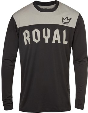 Royal Apex Long Sleeve Cycling Jersey