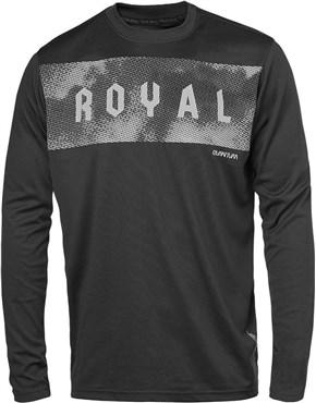 Royal Quantum Long Sleeve Cycling Jersey