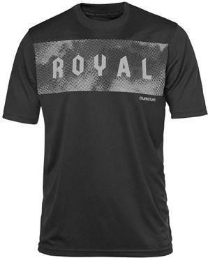 Royal Quantum Short Sleeve Cycling Jersey