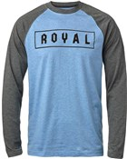 Royal Core Icon Long Sleeve Cycling Jersey