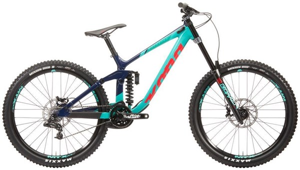 "Kona Operator 27.5"" - Nearly New - M 2020 - Downhill Full Suspension MTB Bike"