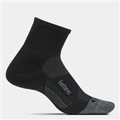Feetures Merino 10 Ultra Light Quarter Socks (1 Pair)