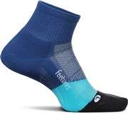 Product image for Feetures Elite Light Cushion Quarter Socks (1 Pair)