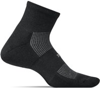 Product image for Feetures High Performance Cushion Quarter Socks (1 Pair)