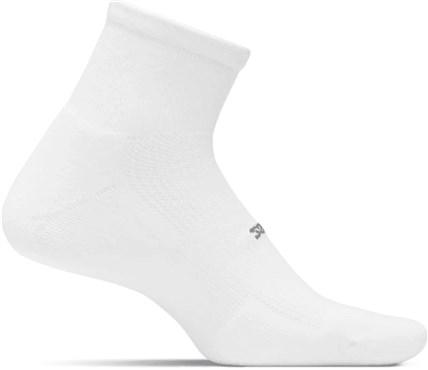 Feetures High Performance Cushion Quarter Socks (1 Pair)