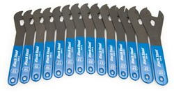 Product image for Park Tool SCWSET.3 - Shop Cone Wrench Set