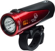 Product image for Light and Motion VIS 500 Racer Red Front Light
