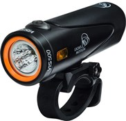 Light and Motion VIS 500 Onyx Front Light