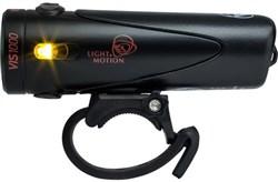 Light and Motion VIS 1000 Trooper Front Light