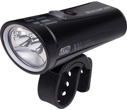 Light and Motion Seca Comp 2000 Front Light