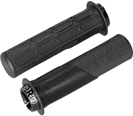Pro Trail Lock On Grips With Flange