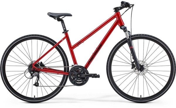 Merida Crossway 40 Womens - Nearly New - M  2021 - Hybrid Sports Bike