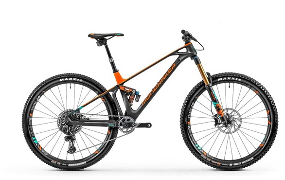 "Mondraker Foxy Carbon RR SL 29"" - Nearly New - M 2020 - Enduro Full Suspension MTB Bike"