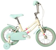 Raleigh Pop 14w White - Nearly New 2020 - Kids Bike