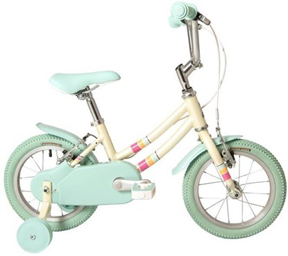Raleigh Pop 14w White - Nearly New 2020 - Kids Bike