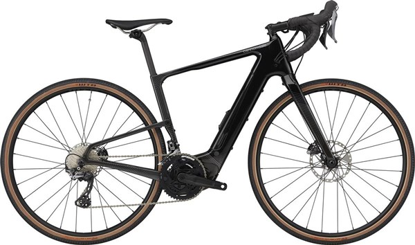Cannondale Topstone Neo Carbon 2 - Nearly New - XL 2021 - Electric Road Bike