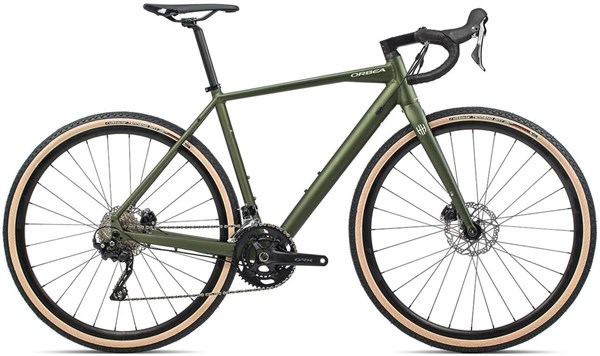 Orbea Terra H40 - Nearly New - S 2021 - Gravel Bike