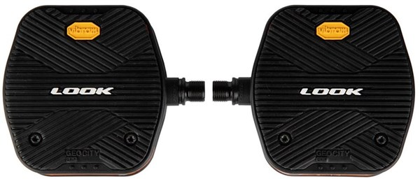 Look Geo City Vision Grip Flat Pedals