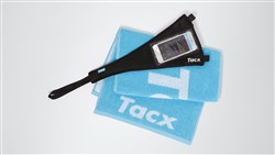 Product image for Tacx Sweat Set (Towel + Sweat Cover For Smartphone)