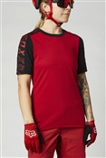 Fox Clothing Ranger DriRelease Womens Short Sleeve Jersey