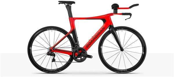 Boardman TTE 9.4 - Nearly New - L 2019 - Triathlon Bike