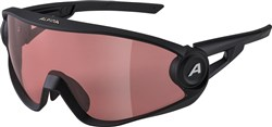 Product image for Alpina 5W1NG Q+CM Cycling Glasses