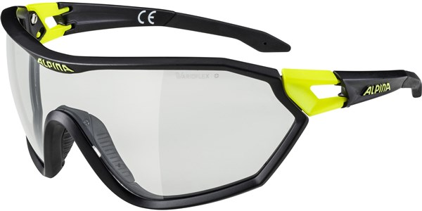 Alpina S-Way VL+ Cycling Glasses