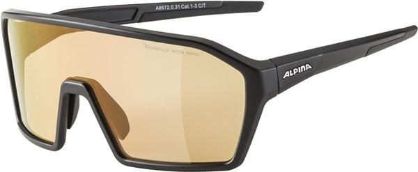 Alpina Ram HVLM+ Cycling Glasses