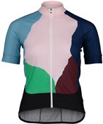 Product image for POC Essential Road Womens Short Sleeve Print Cycling Jersey