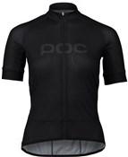 POC Essential Road Womens Short Sleeve Logo Cycling Jersey