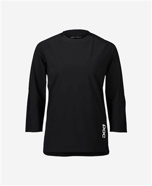 POC Resistance Womens 3/4 Sleeve Cycling Jersey