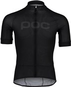 POC Essential Road Short Sleeve Logo Cycling  Jersey