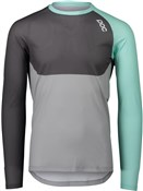 Product image for POC MTB Pure Long Sleeve Cycling Jersey