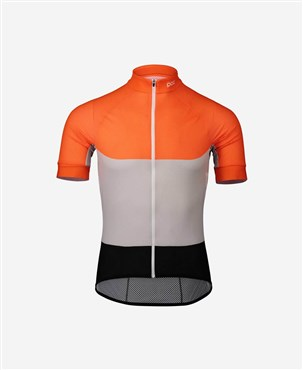 POC Essential Road Short Sleeve Light Cycling Jersey
