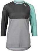 POC Pure Womens 3/4 Sleeve Cycling Jersey