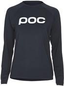 POC Reform Enduro Womens Short Sleeve Cycling Jersey