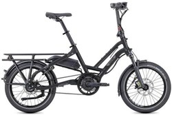 Tern HSD S8i Active Plus 2021 - Electric Folding Bike