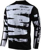 Troy Lee Designs Sprint Youth Long Sleeve Cycling Jersey