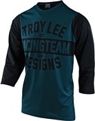 Troy Lee Designs Ruckus 3/4 Sleeve Cycling Jersey