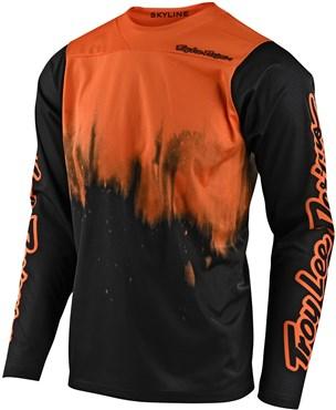 Troy Lee Designs Skyline Long Sleeve Cycling Jersey