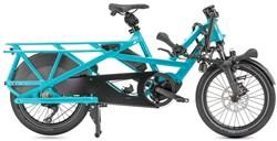 Tern GSD S10 Gen2 500wh Performance CX LX 2021 - Electric Cargo Bike
