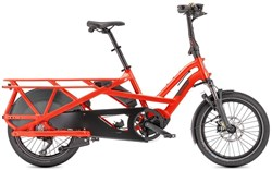 Tern GSD S10 Gen2 400wh Performance CX LR 2021 - Electric Cargo Bike